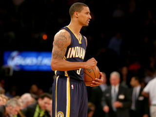 REPORT: George Hill traded, Jeff Teague to Indy