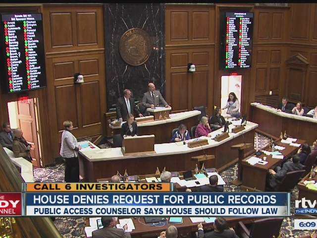 House Says Public Records Law Doesn 39 T Apply To Them