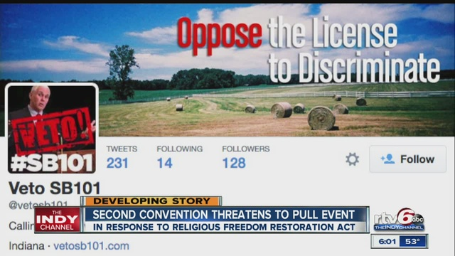 an introduction to the history of the religious freedom restoration act (cnn)the united states has seemingly erupted this week about what it means to live your religion, especially in indiana, where its new religious freedom restoration act faces a firestorm from critics who say it uses faith as a pretext to discriminate against gay people.