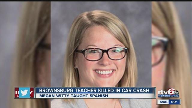 Brownsburg HS Spanish teacher killed in crash - TheIndyChannel.com ...