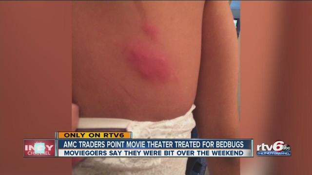 Lodi Movie Theatre Bed Bugs