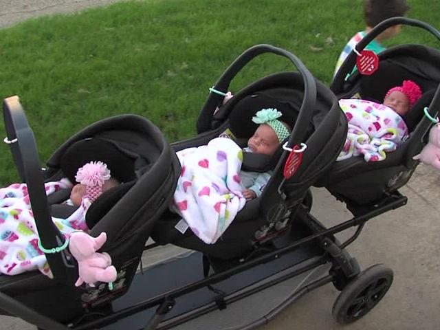 Triplet Prams For Newborns ~ Miscon for .