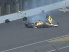 Hinchcliffe returns to IndyCar after crash
