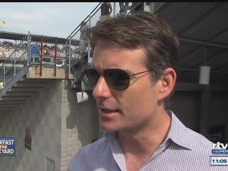 Jeff Gordon to drive Pace Car at Brickyard 400