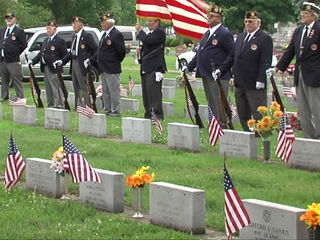 MEMORIAL DAY: List of Monday's local events