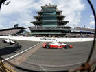 Indy 500 champ, rookie of year fined after race