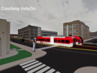 Phase One of IndyGo Red Line moving forward
