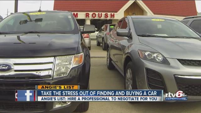 Hire a car broker