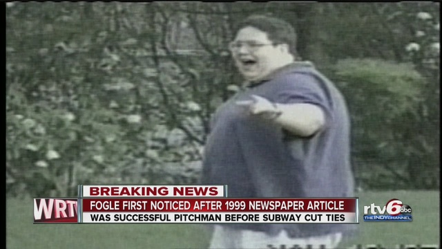 breaking the cycle in the story of jared fogle in indiana Please look at the time stamp on the story to see when it was last updated new york (cnnmoney) — the ex-wife of disgraced subway pitchman jared fogle is suing the sandwich chain.