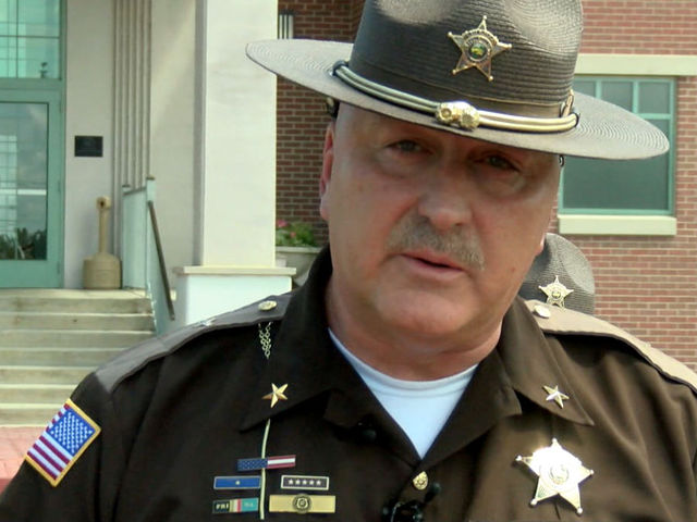 Sheriff takes aim at indot s dealings with detour theindychannel com