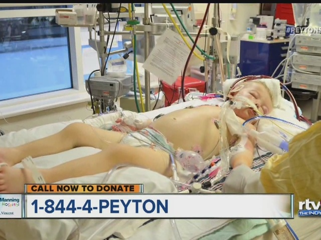 Why donate to Peyton Manning Children's Hospital?