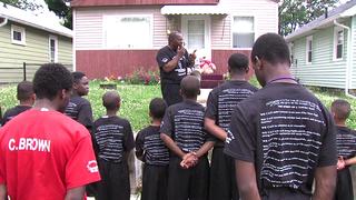 Video: Founder of Young Men Inc. mentors kids