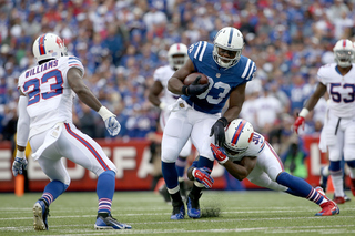 Colts trade TE Dwayne Allen to Patriots
