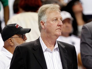 Report: Larry Bird stepping down from Pacers