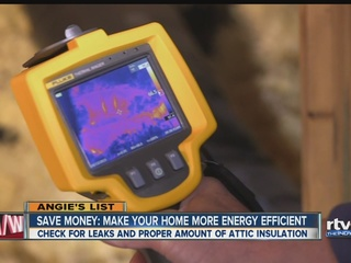 Angie's List: Make your home more efficient