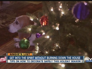 Decorate your house without burning it down