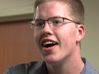 Josh Speidel returns home to Indiana