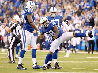 Colts place LB Trent Cole on injured reserve