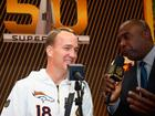 Manning's best moment from SB50 Media Day