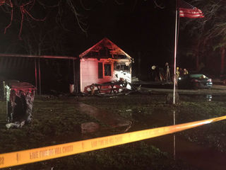 PHOTOS: Early AM house fire in Henry Co. kills 2