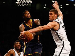 C.J. Miles scores 27, Pacers beat Nets 114-100