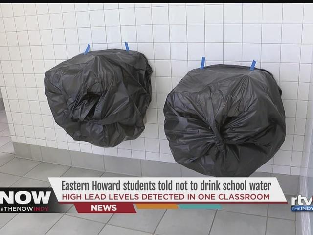 Eastern Howard School Corporation finds unsafe levels of lead in school water