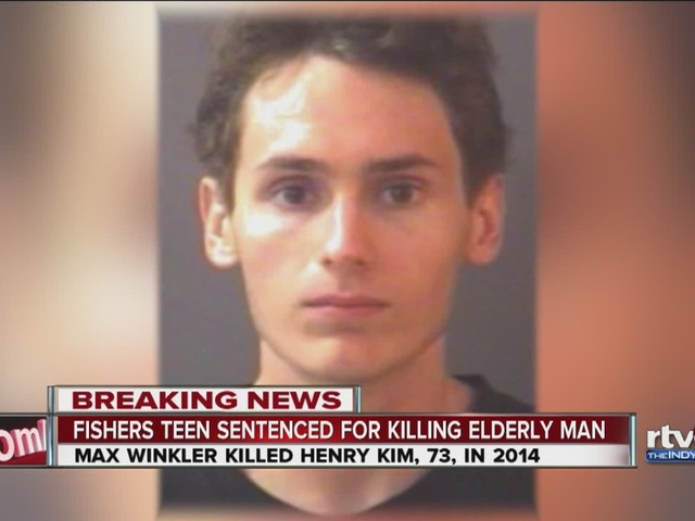 Fishers teen sentenced to 80 years in prison for killing Henry Kim in 2014