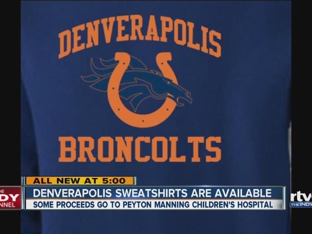 Fishers woman creates Denverapolis Broncolts sweatshirts