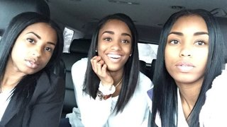 VIRAL PHOTO: Which is mom, and which are twins?