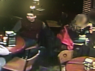 CALL 6: Men use coats to steal from purses