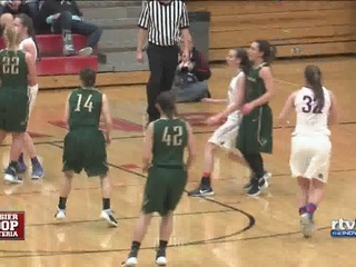 Ind. girl's high school basketball sectionals