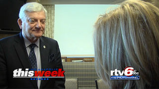 ITW: Guests discuss Ind. road taxes, LGBT fights