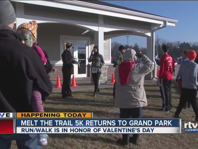 Melt the Trail 5K returns to Grand Park