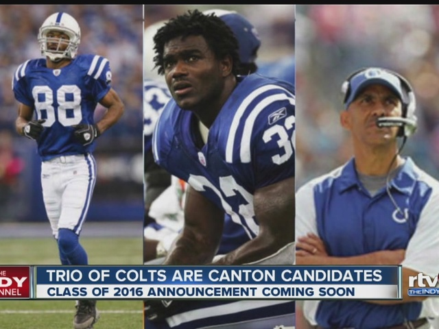 Who gets in? James, Harrison, Dungy former Colts up for H.O.F.