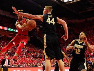 Purdue fades late in 72-61 loss to Maryland