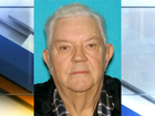80-year-old man missing, may be disoriented