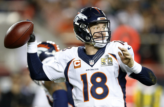 STATS: Where Peyton Manning ranks all-time