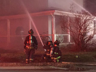 Four families displaced after Lebanon fire
