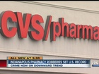 Fewer pharmacy robberies but problem has shifted