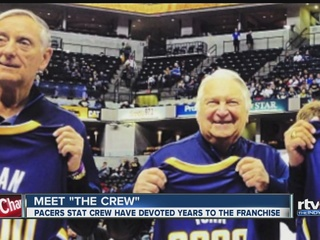 Meet the Pacers Stat Crew