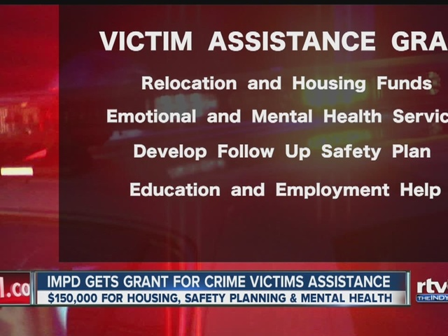 New assistance avaiable for crime victims in Indianapolis