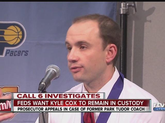Prosecutors want former Park Tudor basketball coach kept behind bars