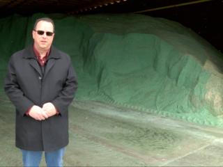 Little snow, lots of salt: City saves big bucks