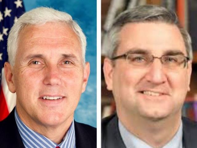Gov. Pence names Eric Holcomb as next Lt. Gov.