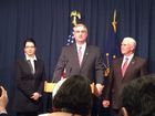 Gov. Pence chooses Eric Holcomb as next Lt. Gov.
