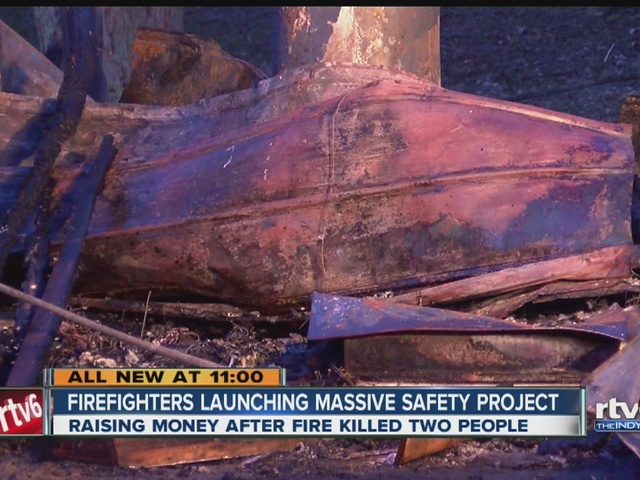 Firefighters in Henry County launching safety campaign after fire kills…