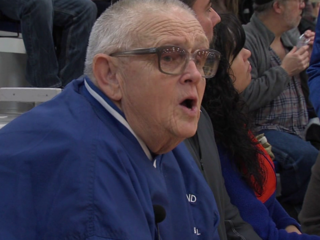 Whiteland fan has missed one game in 65 years