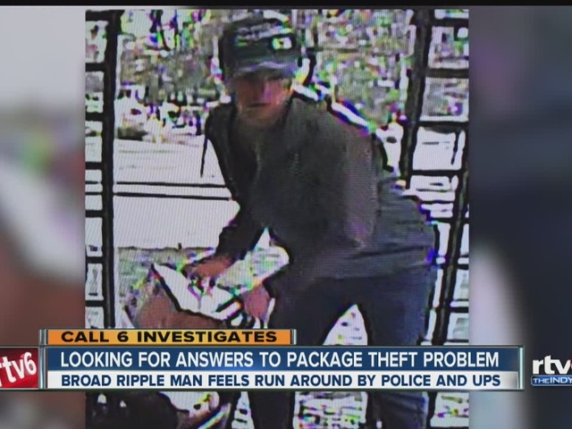 Looking for answers to package theft problem