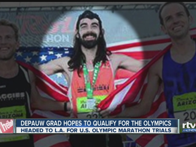 Indiana native preparing for Olympic trials