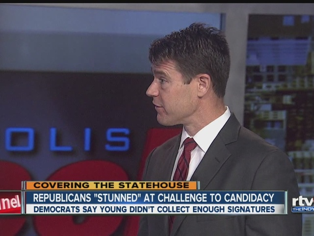 Republicans react to challenge from Democrats that Rep. Young does not…
